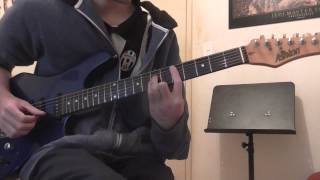 ACDC you aint got a hold on me guitar cover