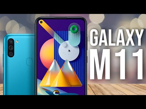 Samsung Galaxy M11 ¡Pantalla Perforada y Triple Cámara!   SAMSUNG NO SE DETIENE!!!