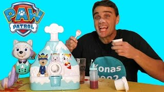 Gambar cover Paw Patrol Sno-Cone Maker ! || Toy Reviews || Konas2002