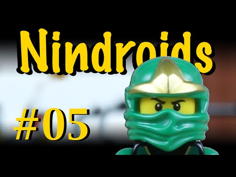 Ninjago Episode 5: Rise of the Nindroid / a LEGO Movie