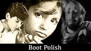 Boot Polish- 1954