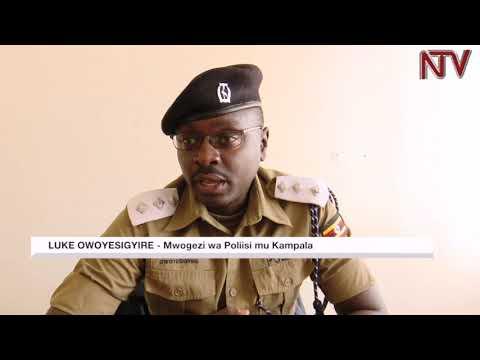 LOOYA AKUBIDDWA AMASASI:  Omukuumi akwatiddwa, poliisi eri mukunoonyereza