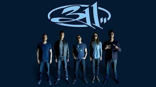 Tranquility by 311 with Lyrics