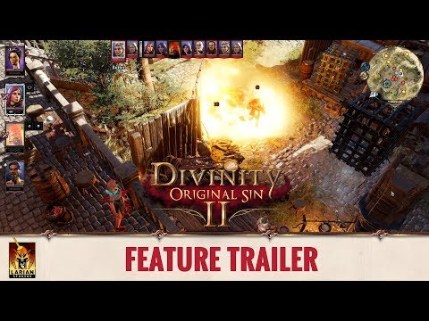Divinity: Original Sin 2 - Feature Trailer thumbnail