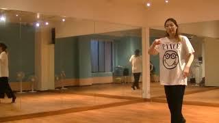 香音先生のダンス講座~クロスステップ② ~のサムネイル