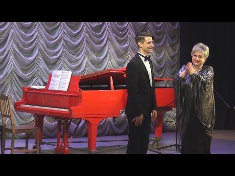 Михаил Захарчук - «20 лет на сцене» - Концерт фортепианной музыки (2-е отделение)