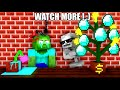 Monster School Valentineand39s Day - Minecraft Animation