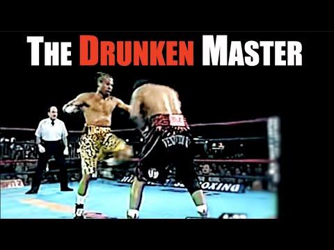 The Drunken Master - Emanuel Augustus Insane Boxing Style Explained