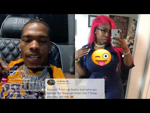 Lil Baby Sends A Message To Ms London & Denies Paying 16K On Her!?