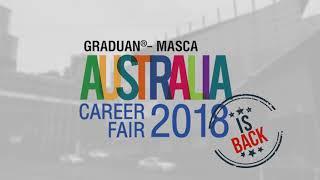 GRADUAN MASCA Australia Career Fair 2018