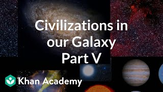 Detectable Civilizations in our Galaxy 5