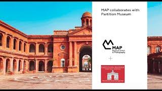 MAP + Partition Museum