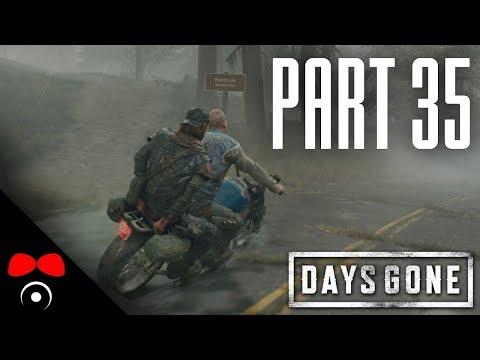 ÚTĚK Z PLUKOVNÍKOVA TÁBORA! | Days Gone #35