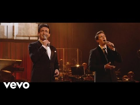 Il Divo - Everytime I Look at You (Live In London 2011)