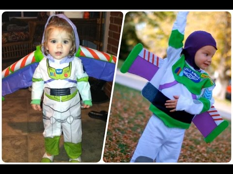 Disfraces de buzz lightyear para niños - #Halloween