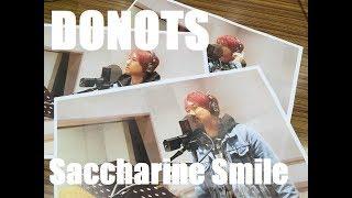 【fin fin tube】DONOTS - Saccharine Smile cover