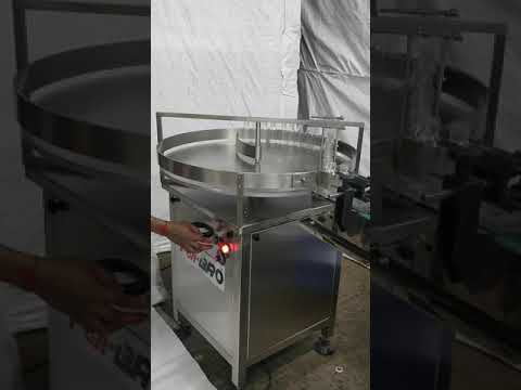Hand Sanitizer Filling Line