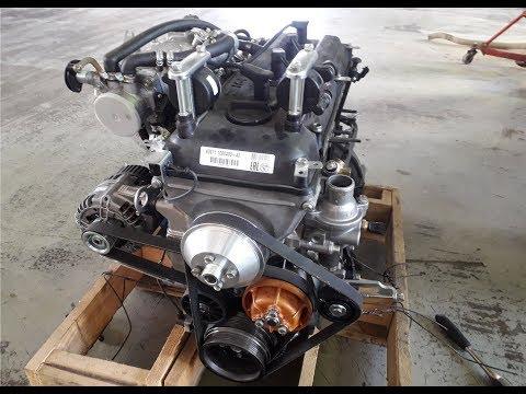 Замена двигателя УАЗ Буханка, ЗМЗ-409 (нюансы, с ГБО, и другие)).