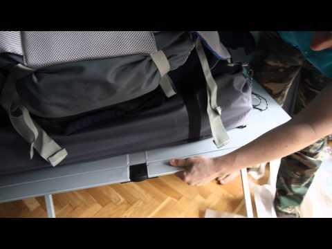 Стол складной FT-3 (110x70x70). Видеообзор.