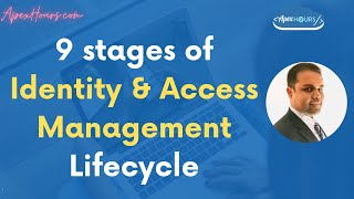 9 Stages of Identity & Access Management Lifecycle | Salesforce Tutorial