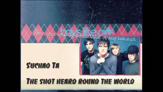 [Cover by Suchao Ta]The Shot Heard Round The World - Boys Like Girls