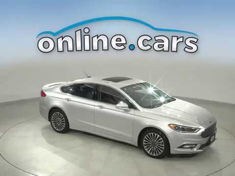 Pre-Owned 2018 Ford Fusion Titanium