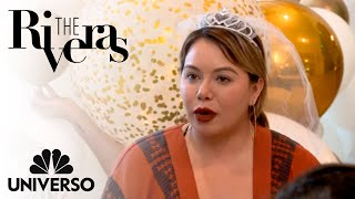 Never-before-seen footage of Chiquis and Lorenzo's wedding on The Riveras | Universo