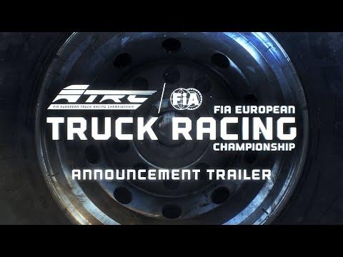 FIA European Truck Racing Championship | Announcement Trailer thumbnail