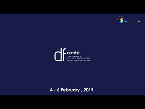 إفتتاح معرض ديكوفير بنسخته الأولى بالرياض