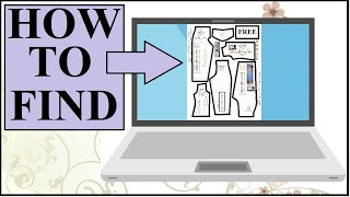 How To Find Free Doll Clothes Patterns: Laptop Or Desktop Computer (Online)