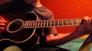 Kutless - Jesus Lord Of Heaven (Guitar Cover)