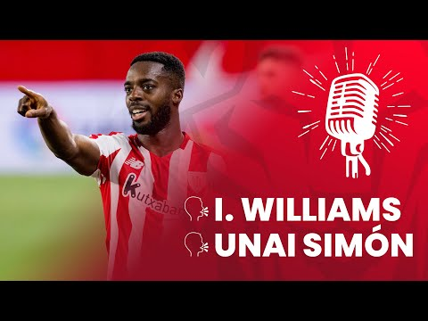 🎙 Iñaki Williams & Unai Simón | post Sevilla FC 0-1 Athletic Club | J34 LaLiga 2020-21