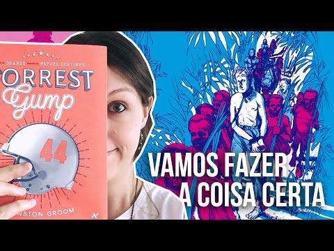 FORREST GUMP QUER FAZER A COISA CERTA | Resenha Pipoca Musical