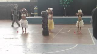 preview picture of video 'baile pascuense escuela alondra (154 aniversario de Taltal)'