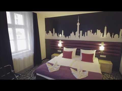Cosmo City Hotel - Videó
