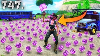 *NEW* SHADOW STONES IN LOBBY ISLAND?! - Fortnite Funny WTF Fails and Daily Best Moments Ep. 747