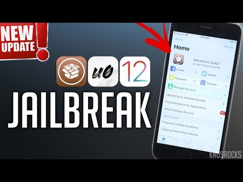 NEW] How To Jailbreak iOS 12 - 12 1 2 on iPhone 5S, iPhone 6, iPad
