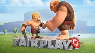 Трешки от первого лица (тх 10-11) | Fair Play | Clash of Clans