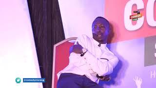 Alex Muhangi Comedy Storer Dec 2018 - Bobi Brown & Nilo Nilo