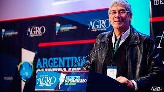 Alberto Diomedi - Ministro de Agricultura, Ganadería y Pesca de Río Negro