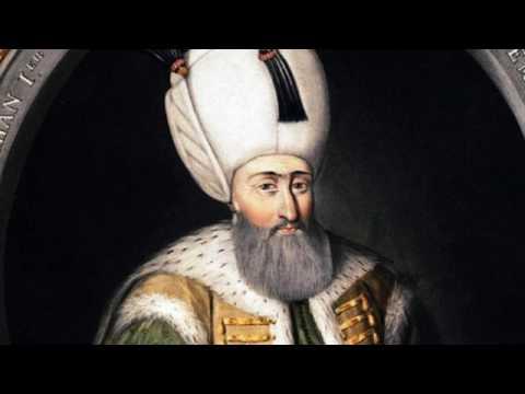 Османский султан Сулейман I Великолепный (рассказывает историк Наталия Басовская)