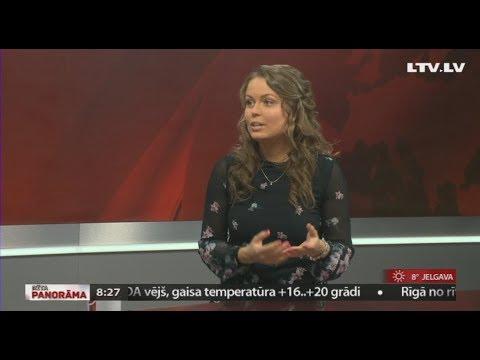 VIDEO: Intervija ar Anglijā dzīvojošo dziedātāju Meldru