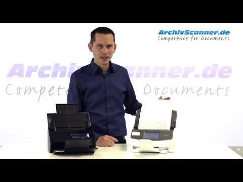 Fujitsu ScanSnap iX1500 vs. iX500 - Wer ist besser?