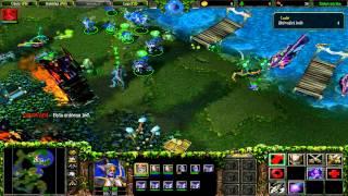 ğŒeskã gameplay  warcraft 3  the frozen throne  feministky  hd  720p