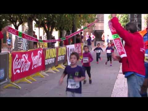 Vídeo Carrera Olímpicos 2