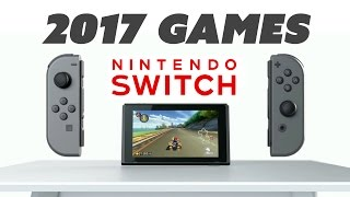 Nintendo Switch NEW GAMES for 2017! Is It Enough? - The Know Game News