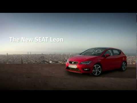 Seat   Leon Cupra  Хетчбек класса C - рекламное видео 2