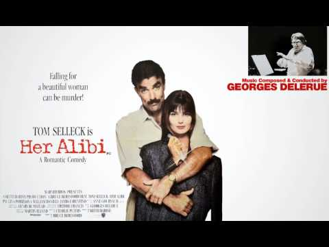 Georges Delerue S Music Score From Her Alibi 1989 End Credits