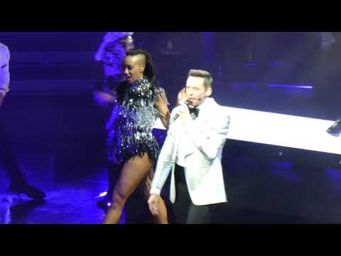 Hugh Jackman Come Alive  The Greatest Showman   LIVE ZIggo Dome