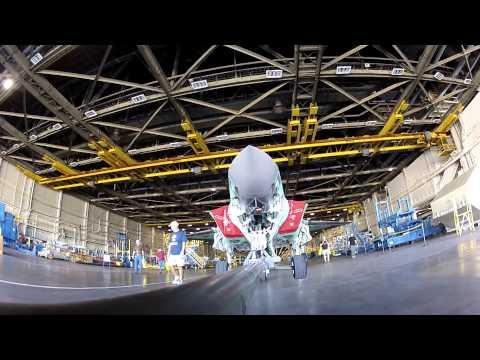 100th F-35 Inauguration
